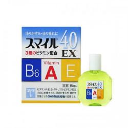 Lion Smile 40 EX японские глазные капли