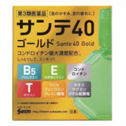 Sante 40 Gold японские капли для глаз