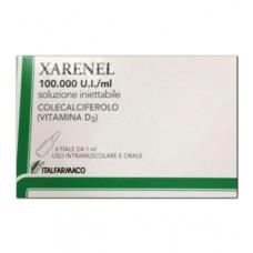 Ксаренел 100.000 u.i. (Италия)